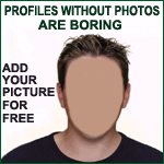 Image recommending members add Paranormal Passions profile photos
